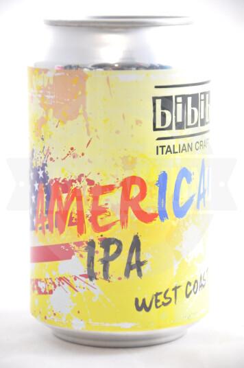 Birra Bibibir American IPA lattina 33cl