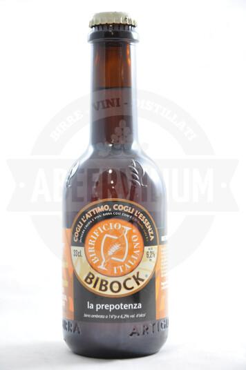 Birra Birrificio Italiano Bibock bottiglia 33cl