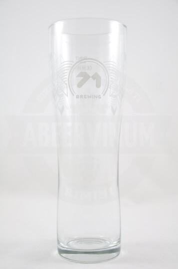 Bicchiere Birra 71 brewing