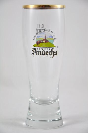 Bicchiere Andechs Weisse mignon 10cl