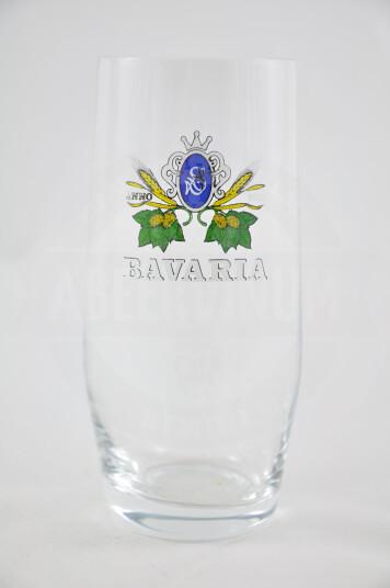 Bicchiere birra Bavaria
