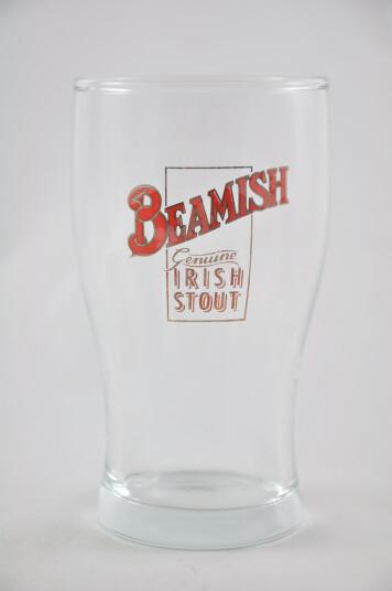 Bicchiere Birra Beamish