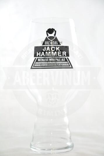 Bichiere Birra Brewdog Jack Hammer 33cl