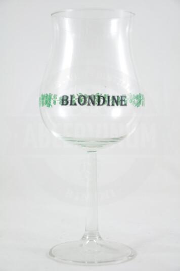 Bicchiere Birra Blondine