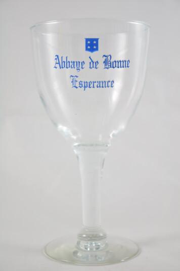 Bicchiere Birra Bonne Esperance vers.2