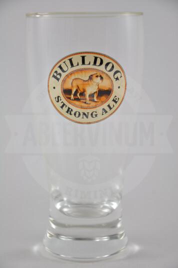 Bicchiere Birra Bulldog