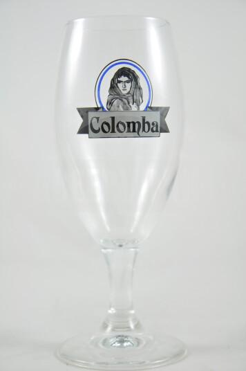 Bicchiere Birra Colomba