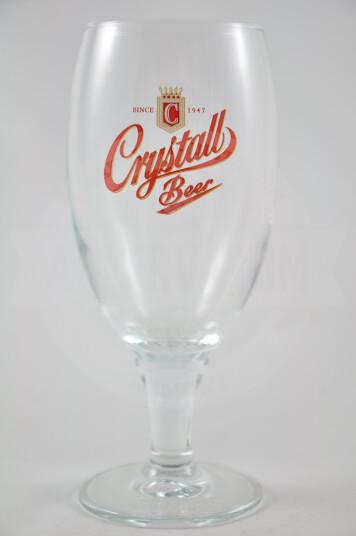 Bicchiere birra Crystall