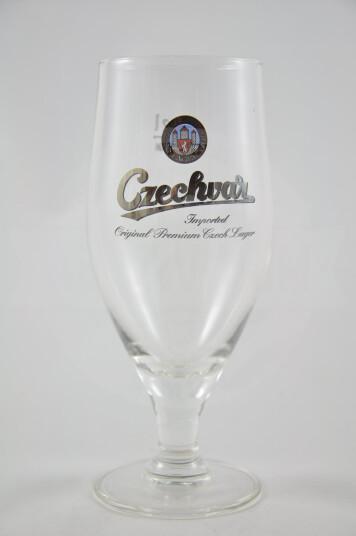 Bicchiere Birra Czechvar