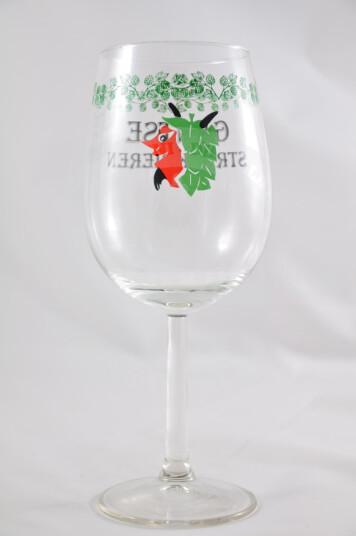 Bicchiere Gentse Streekbieren