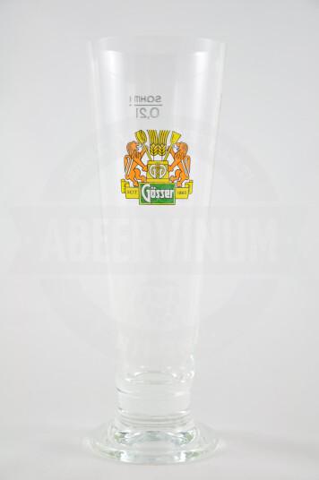 Bicchiere birra Gosser