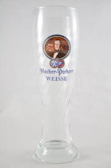 Bicchiere Birra Hacker Pschorr weisse