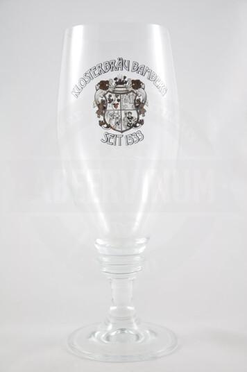 Bicchiere Birra Klosterbrau Bamberg