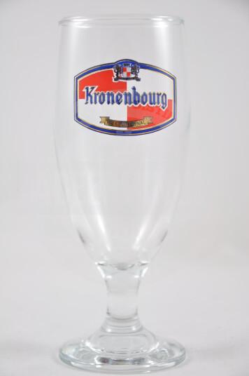 Bicchiere birra Kronenbourg