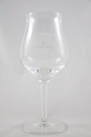 Bicchiere birra Lindemans vers.2