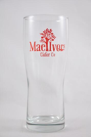 Bicchiere Sidro Mac Ivors