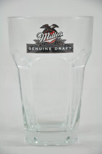Bicchiere Birra Miller
