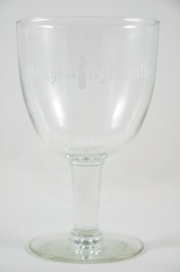 Bicchiere Moinette vers.2
