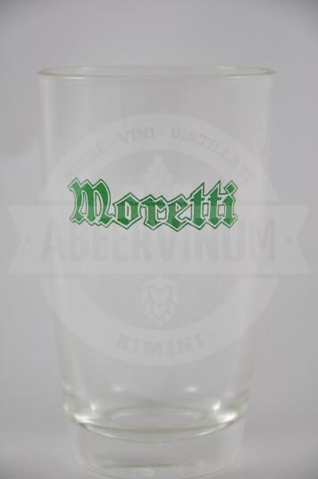 Bicchiere birra Moretti vers.1