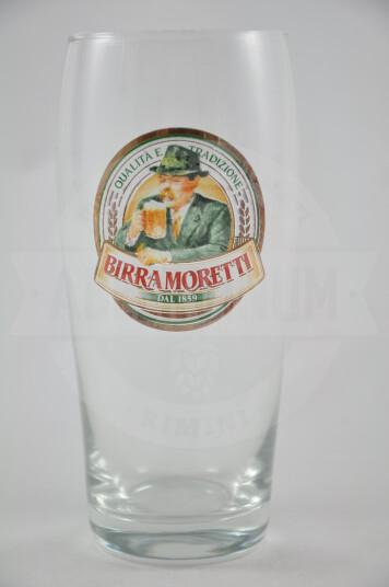 Bicchiere birra Moretti vers.2