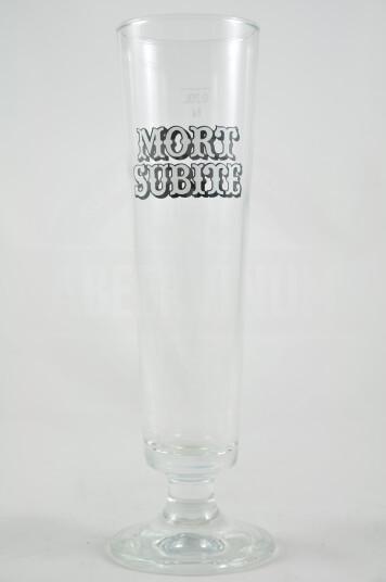 Bicchiere Birra Mort Subite