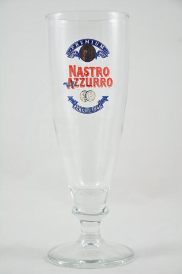 Bicchiere Birra Nastro Azzurro vers.2