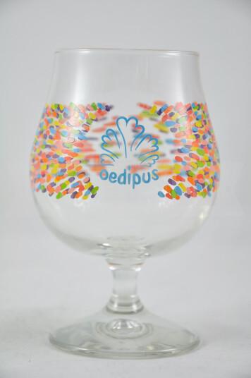 Bicchiere Birra Oedipus 25cl