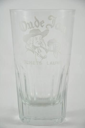Bicchiere Birra Oude Jan