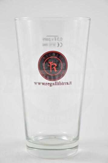 Bicchiere Birra Regalli