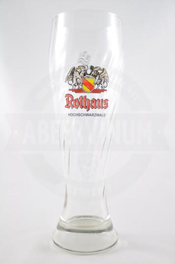 Bicchiere Birra Rothaus 50cl