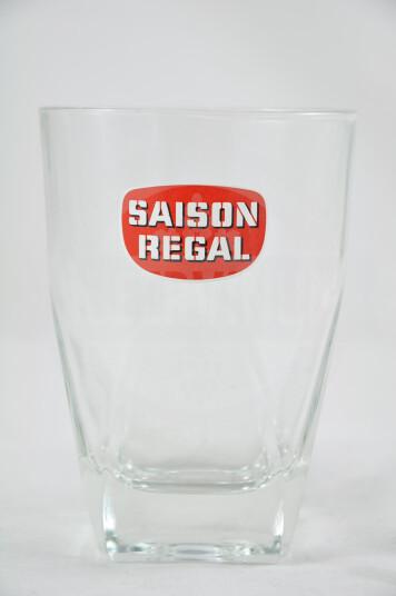 Bicchiere birra Saison Regal