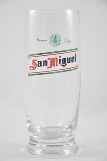 Bicchiere Birra San Miguel