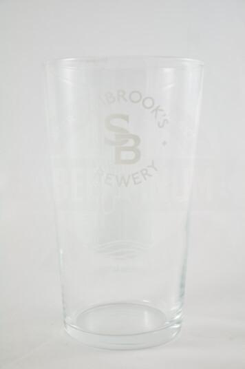 Bicchiere Birra Sambrook's