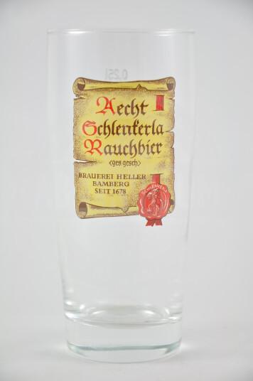 Bicchiere birra Schlenkerla