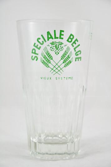 Bicchiere birra Speciale Belge