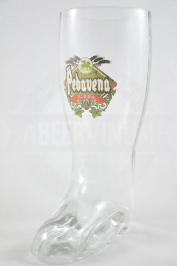 Bicchiere Pedavena stivale