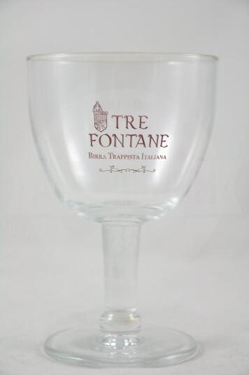 Bicchiere birra Tre Fontane 25cl