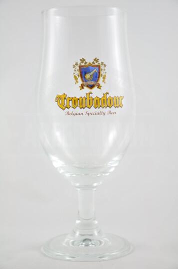 Bicchiere birra Troubadour vers.1
