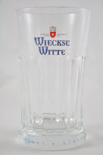 Bicchiere birra Wieckse Witte