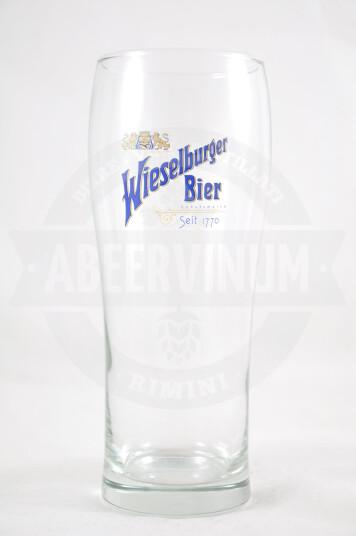 Bicchiere Wieselburger Bier 50cl