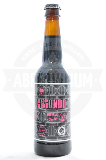 "Birra Brewfist Il Biondo ""The Good"" 33cl"