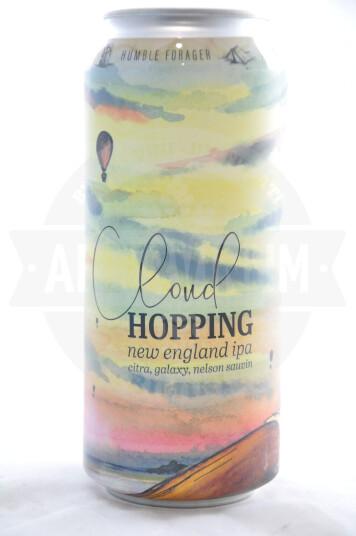 Birra Humble Forager Cloud Hopping lattina 47.3cl