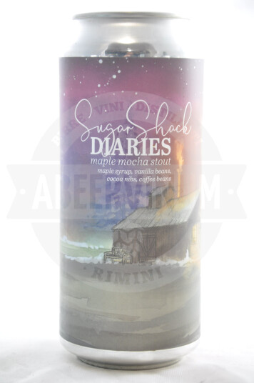 Birra Humble Forager Sugar Shack Diaries lattina 47.3cl