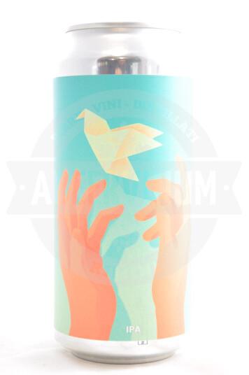 Birra Alefarm Elevate lattina 44cl
