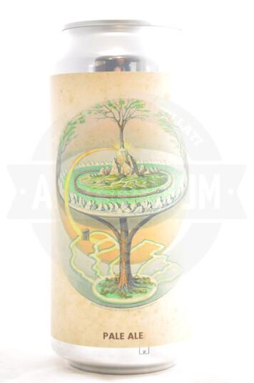 Birra Alefarm Sacred Ground lattina 44cl
