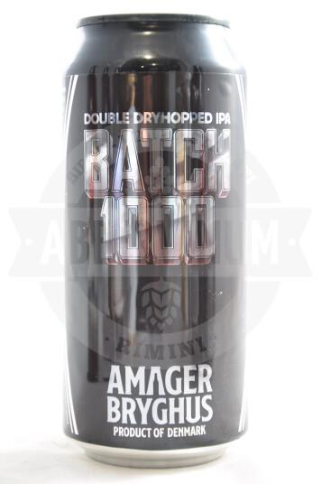 Birra Amager Batch 1000 lattina 44cl