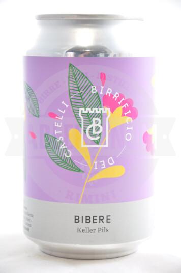 Birra Birra dei Castelli Bibere lattina 33cl