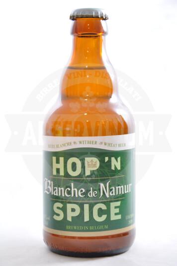 Birra Blanche de Namur Hop'n Spice 33 cl