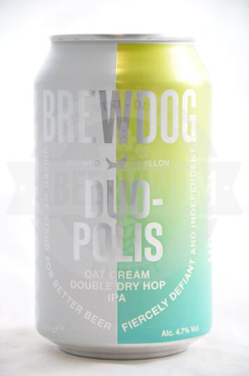 Birra Brewdog Duopolis lattina 33cl