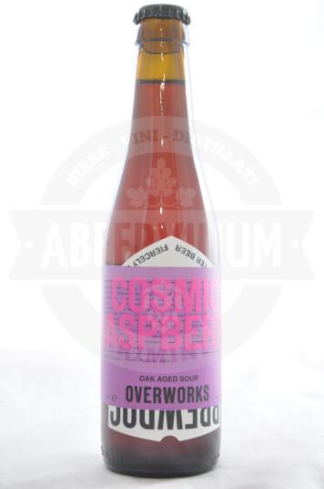 Birra OverWorks Cosmic Crush Raspberry Sour 33cl
